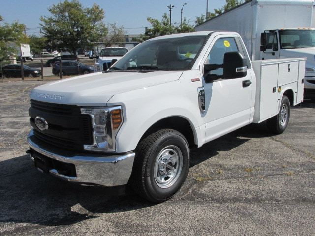 2019 Ford F-250 SERVICE BODY Truck Regular Cab