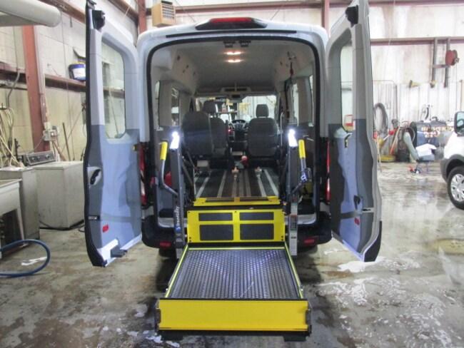 2019 Ford Transit-150 Mobility Wagon Medium Roof Passenger Van