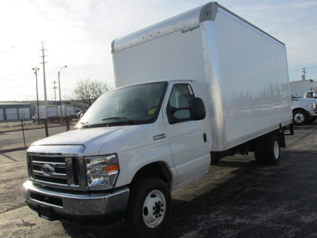 2019 Ford E-450 16FT BOX Truck