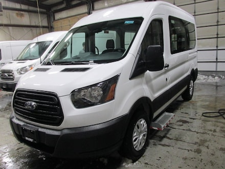 2019 Ford Mobility Transit 150 Wagon Medium Roof Passenger Van