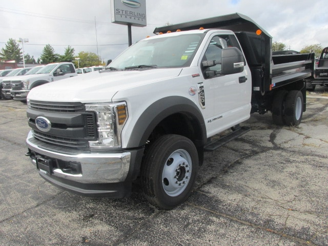 2019 Ford F-450 11FT DUMP Truck Regular Cab