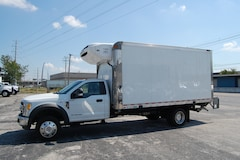 2017 Ford F-550 16' Reefer with 2500lb lift gate Truck Regular Cab