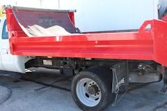 2016 Ford F-550 9FT DUMP Truck Super Cab