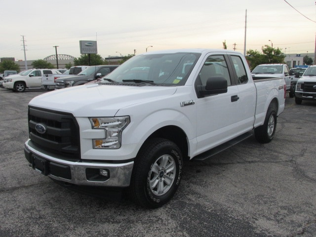 2017 Ford F-150 XL Supercab Truck