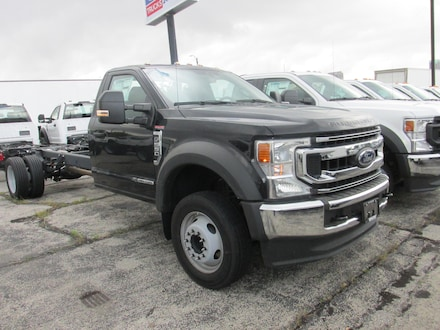 2020 Ford F-550 Chassis XL 120CA Regular Cab