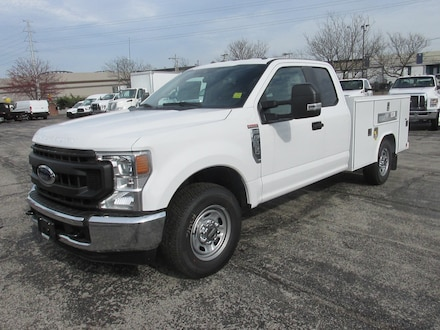 2020 Ford F-250 SERVICE BODY Truck Super Cab