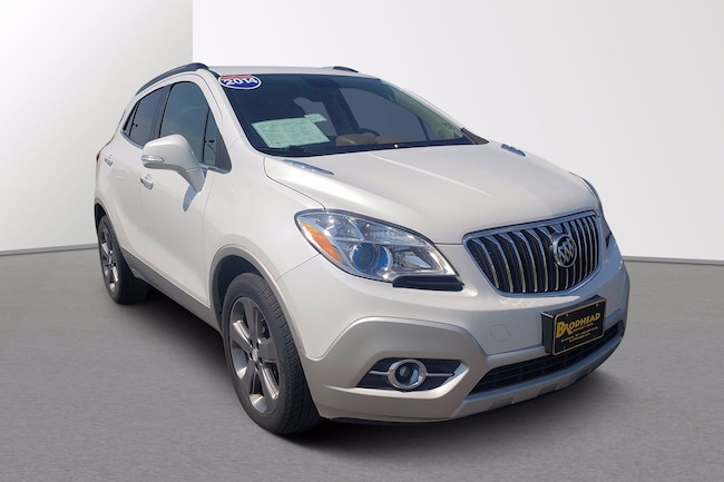 2014 Buick Encore Leather SUV
