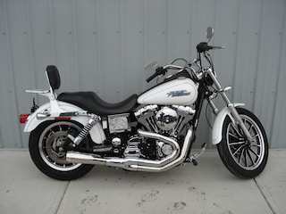 2004 HARLEY-DAVIDSON FXDL Dyna Low Rider White