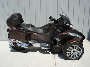 2013 CAN-AM Spyder RT SE5 Limited Brown