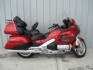 2016 HONDA Gold Wing Red