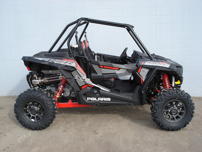2018 POLARIS RZR XP 1000 EPS Ride Command Edition Black