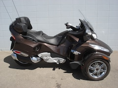 2012 CAN-AM Spyder RT SE5 Limited Bronze