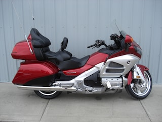 2012 HONDA Gold Wing ABS Red