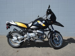 2002 BMW R1150 GS Black