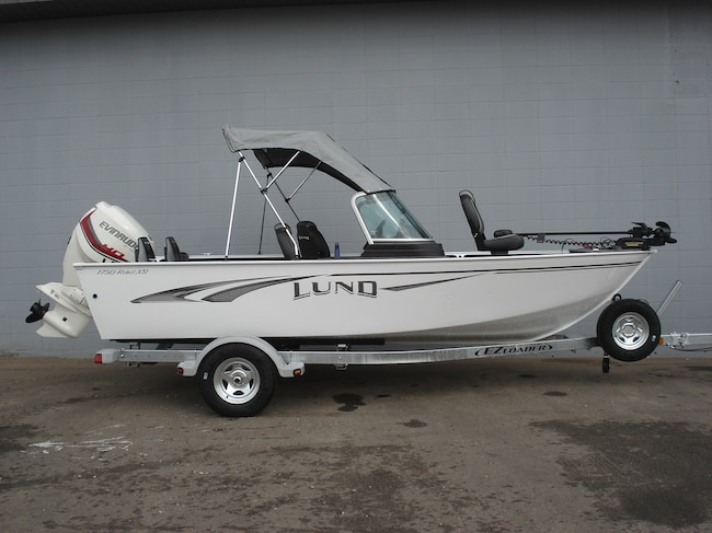 2018 LUND BOAT CO 1750 Rebel XS Sport Silver