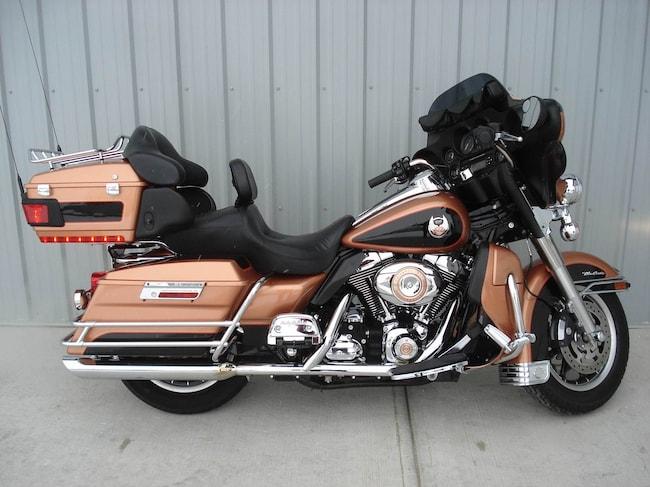 2008 HARLEY-DAVIDSON FLHTCUI Ultra Classic Electra Glide Copper