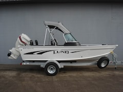 2019 LUND BOAT CO 1675 Impact Sport XS White