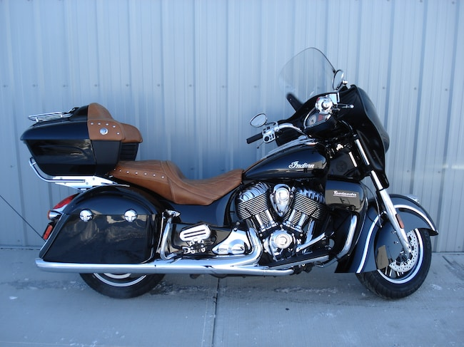 2016 Indian Motorcycles Chief RoadMaster Black