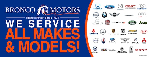 Used & New Cars For Sale Boise ID   Bronco Motors
