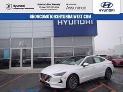 2021 Hyundai Sonata Hybrid Limited Sedan