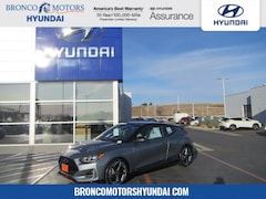 2020 Hyundai Veloster Turbo Ultimate Hatchback