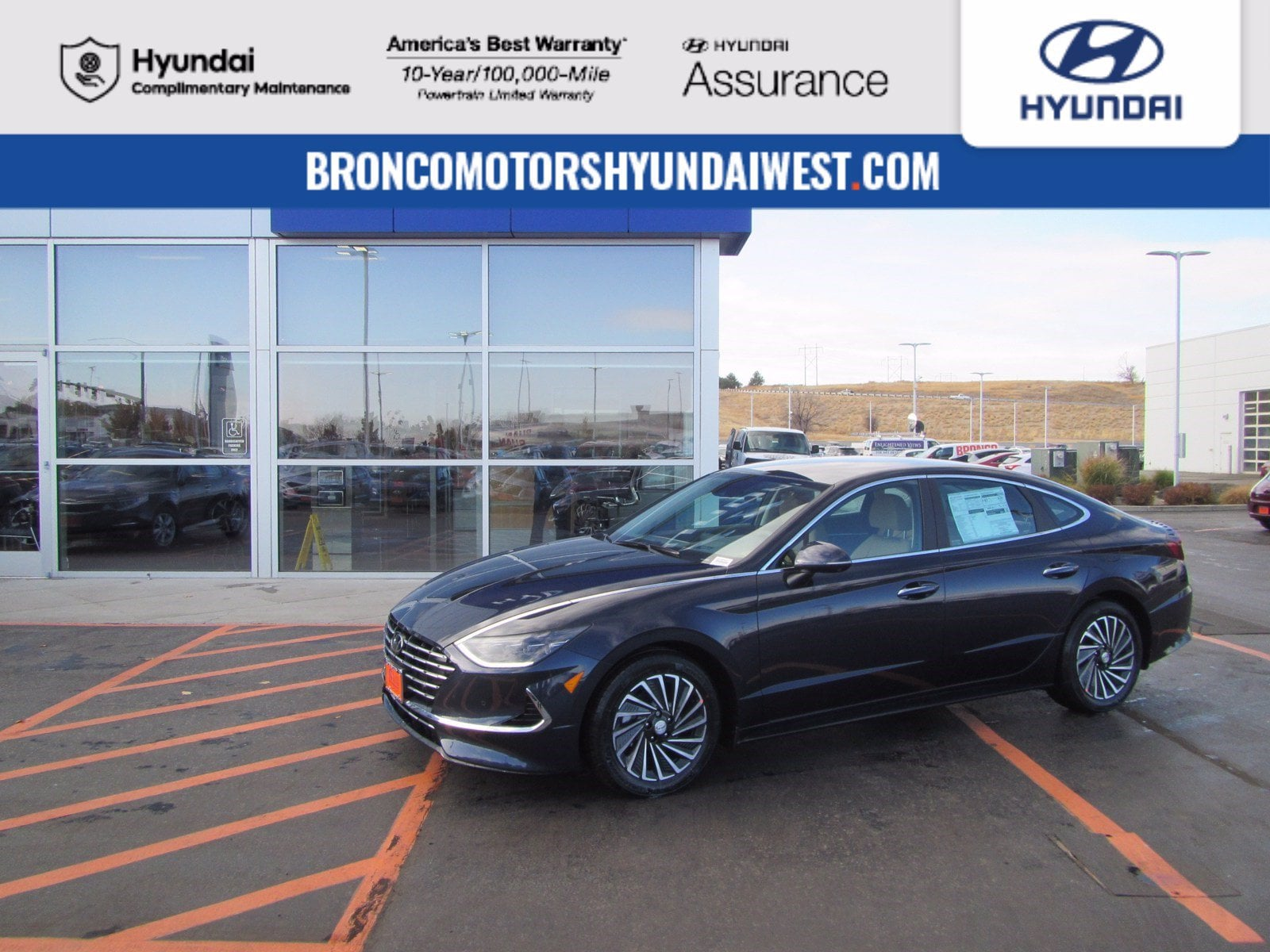 2021 Hyundai Sonata Hybrid Sedan