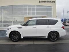 2020 INFINITI QX80 LUXE AWD SUV