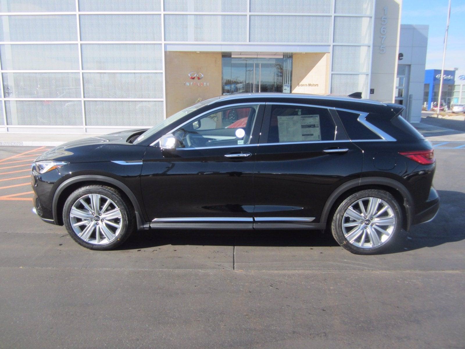 2021 INFINITI QX50 SUV