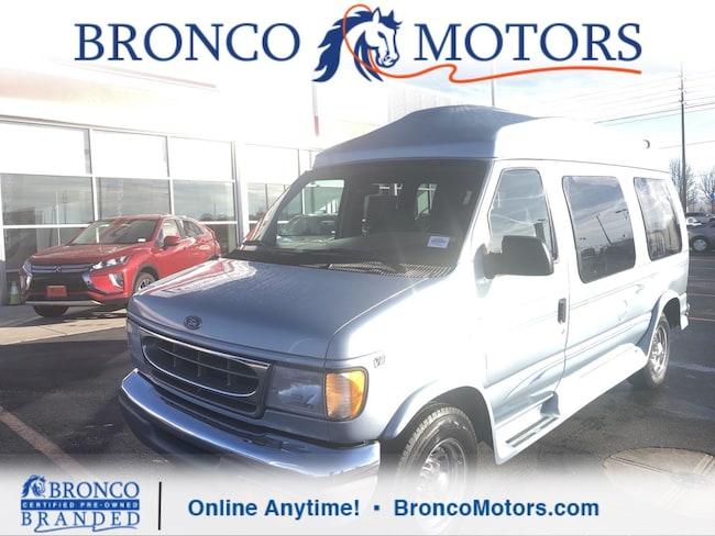 2000 Ford E-250 Van Cargo Van