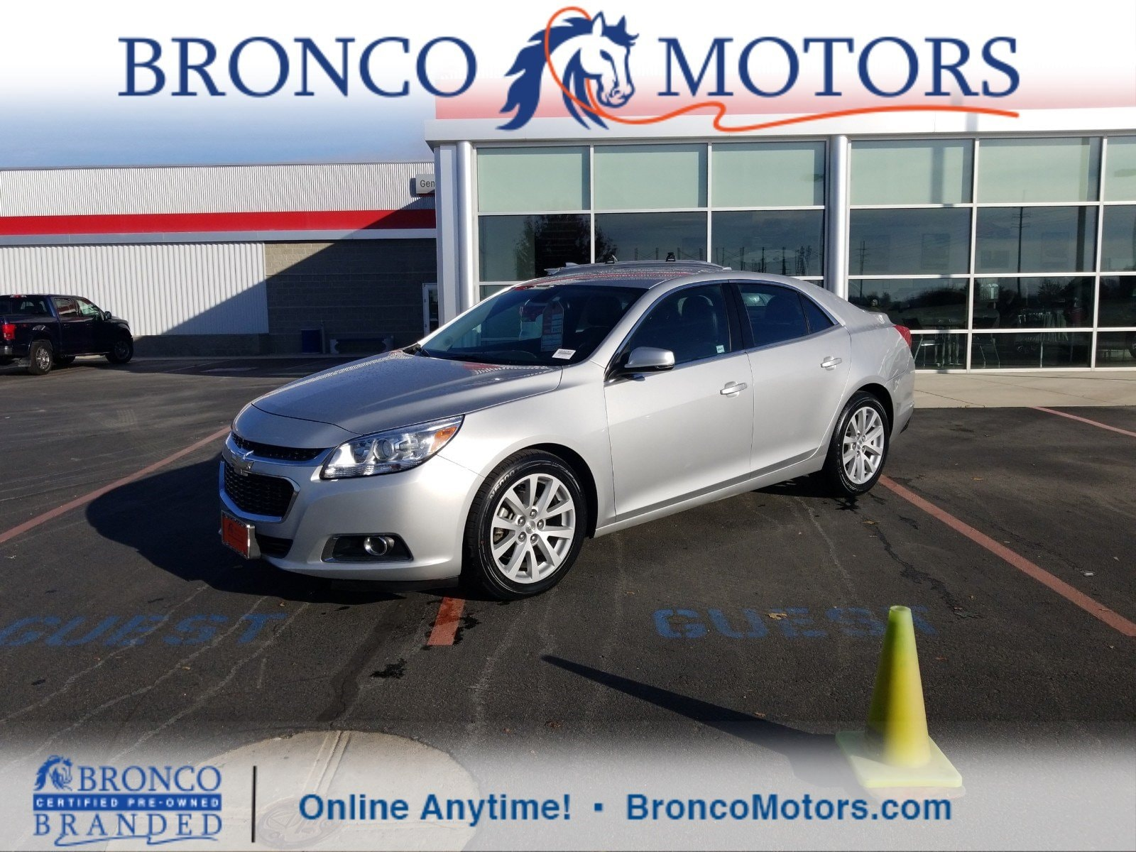 Bronco Motors Family of DealershipsBoiseID