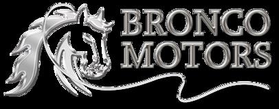 BRONCO MOTORS MITSUBISHI