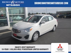2019 Mitsubishi Mirage G4 RF Sedan