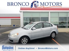 2008 Hyundai Accent GLS w/XM Sedan