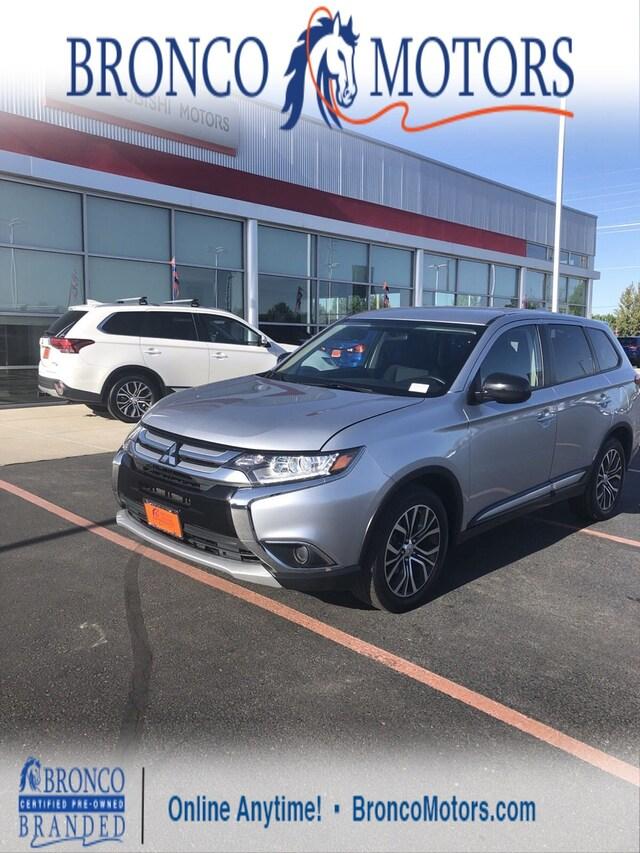 Bronco Motors Mitsubishi   Nampa, ID