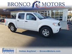 2012 Nissan Frontier SV V6 Crew Cab 4x4 (A5) Truck Crew Cab