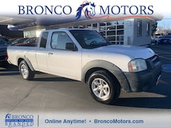 2002 Nissan Frontier XE Truck King Cab