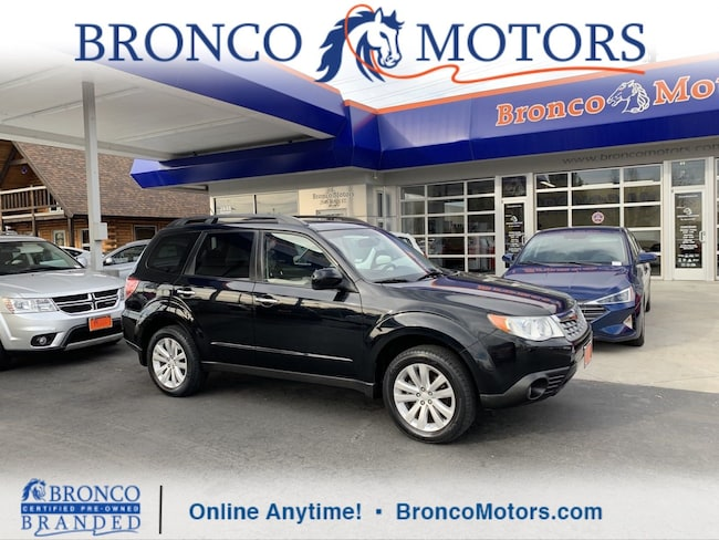 2012 Subaru Forester 2.5X Limited SUV