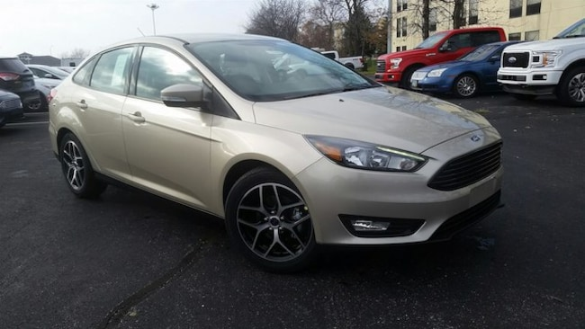 New 2018 Ford Focus SE Sedan For Sale/Lease Maumee, OH