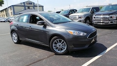 New 2018 Ford Focus SE Hatchback Maumee Ohio