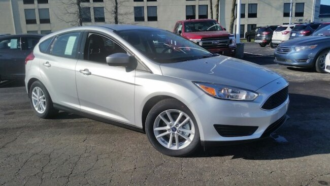 New 2018 Ford Focus SE Hatchback For Sale/Lease Maumee, OH