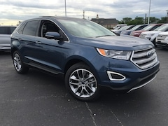 New 2018 Ford Edge Titanium SUV Maumee Ohio