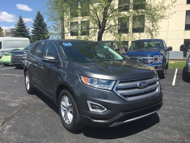 used 2016 Ford Edge SEL SUV For Sale Maumee, OH