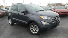 New 2018 Ford EcoSport SE SUV Maumee Ohio