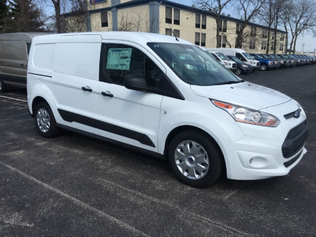 New 2018 Ford Transit Connect XLT Van For Sale/Lease Maumee, OH