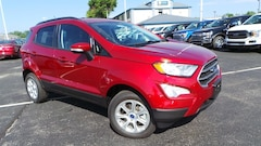 New 2018 Ford EcoSport SE SUV Maumee Ohio