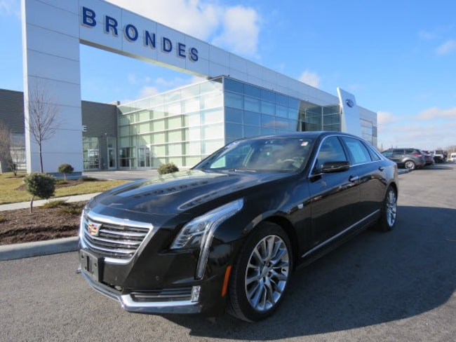 2017 Cadillac CT6 3.6L Luxury Sedan