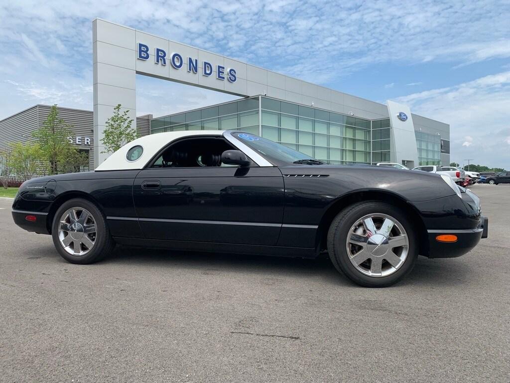 2002 Ford Thunderbird Premium Convertible