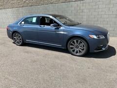 2019 Lincoln Continental Reserve Sedan