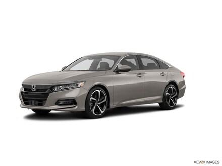 2020 Honda Accord Sport 1.5T Sedan