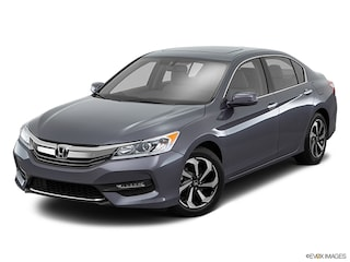 2016 Honda Accord EX-L Sedan